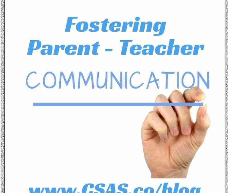 Fostering Parent-Teacher Communication